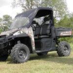 POLARIS RANGER 900 SOFT CAB ENCLOSURE - NO W/S