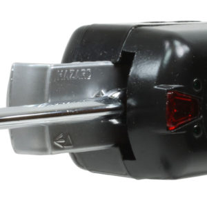UNIVERSAL TURN SIGNAL SWITCH - C/W STRAP AND STRAP BRACKETS