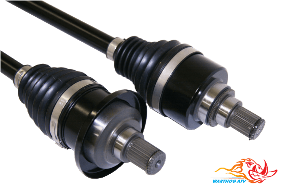 WARTHOG HEAVY-DUTY FRONT LEFT AXLE CAN-AM MAVERICK XRS/XDS -12355