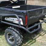SUPER ATV - REAR EXTREME BUMPER WITH SIDE BED GUARDS - RANGER 900XP/CREW