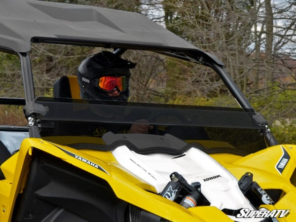 YAMAHA YXZ 1000R HALF WINDSHIELD - TINTED