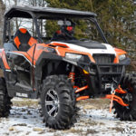 "POLARIS GENERAL 1K 3"" LIFT KIT"