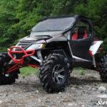 "SUPER ATV - ARCTIC CAT WILDCAT & WILDCAT X 6"" LIFT"