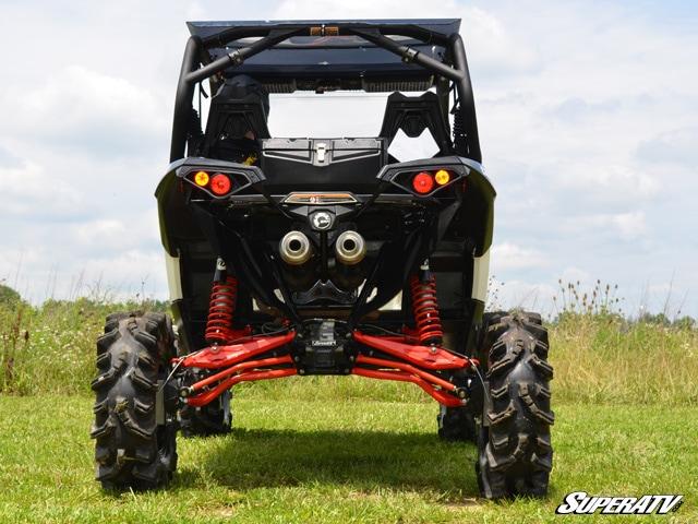 """SUPER ATV CAN AM MAVERICK 4"""" PORTAL GEAR LIFT"""