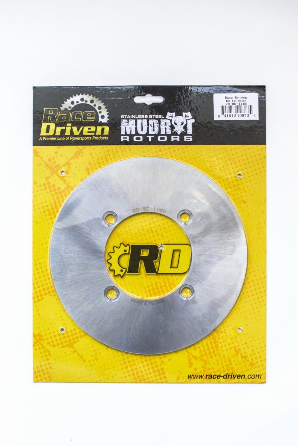 RACE DRIVEN MUDRAT STAINLESS STEEL BRAKE ROTORS YAMAHA-0