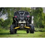HIGH LIFTER HIGH CLEARANCE REAR LOWER A-ARM CAN-AM MAVERICK 1000/MAX 1000 - BLACK-12635