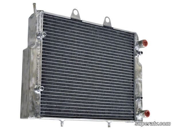 SUPER ATV HEAVY-DUTY RADIATOR POLARIS RZR -12640