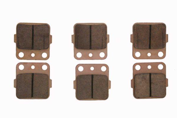 RACE DRIVEN SEVERE-DUTY SINTERED METAL BRAKE PADS CAN-AM/JOHN DEERE/SUZUKI/YAMAHA-0