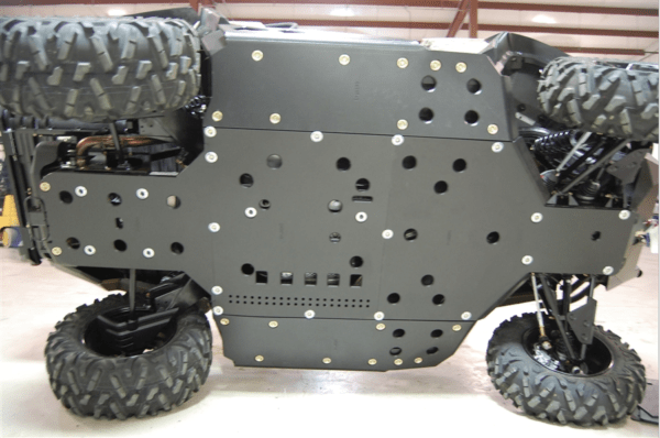 "TRAIL ARMOR SKID PLATE WITH ROCK SLIDERS CAN-AM COMMANDER - 1/2"""" UMHW-12568"