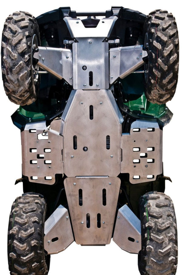 RICOCHET GRIZZLY COMPLETE SKID PLATE 550/700 2016