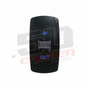 MOMENTARY WINCH ILLUMINATED ROCKER SWITCH