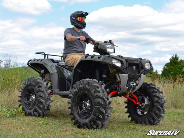 "POLARIS SPORTSMAN/SCRAMBLER 4"" PORTAL GEAR LIFT"