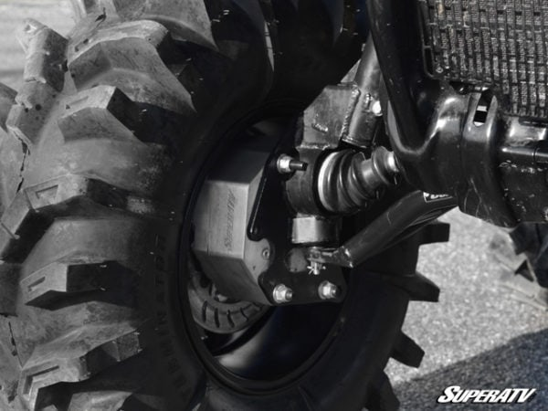 "POLARIS SPORTSMAN 500/570/700/800 4"" PORTAL GEAR LIFT - SEE NOTES FOR FITMENT"