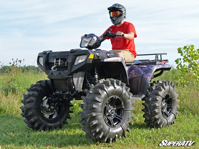 """POLARIS SPORTSMAN 500/570/700/800 4"""" PORTAL GEAR LIFT - SEE NOTES FOR FITMENT"""
