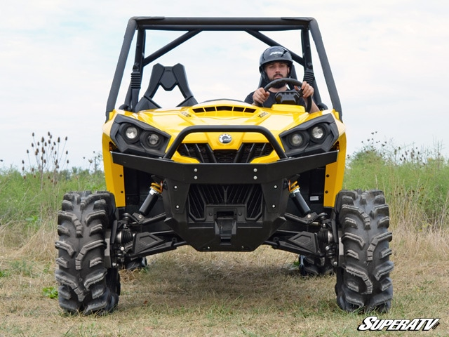 "CAN-AM COMMANDER 4"" PORTAL GEAR LIFT (BLACK)"