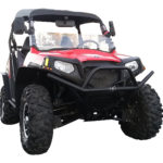 POLARIS RZR 570 MUD FLAP EXTENSION