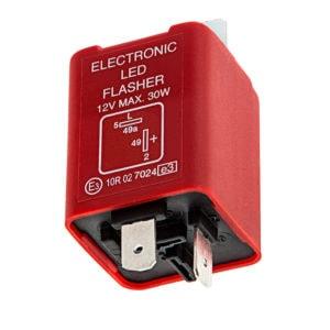 2 PIN LED ELECTRONIC FLASHER