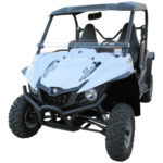 YAMAHA WOLVERINE MUD FLAP EXTENSION-EXTENDED COVERAGE