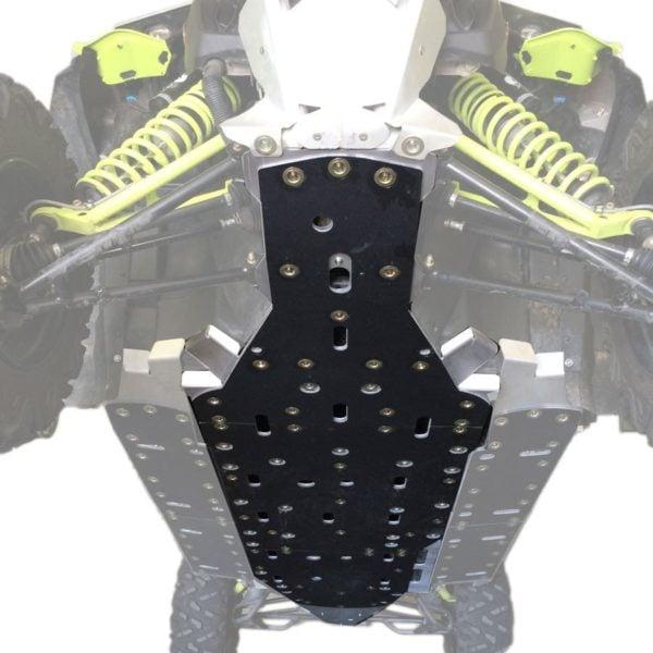 RICOCHET MAVERICK XDS 3 PIECE FULL FRAME SKID PLATE SET 2015