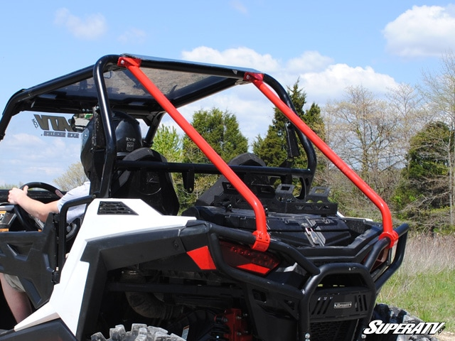 POLARIS RZR 900 REAR CAGE SUPPORTS