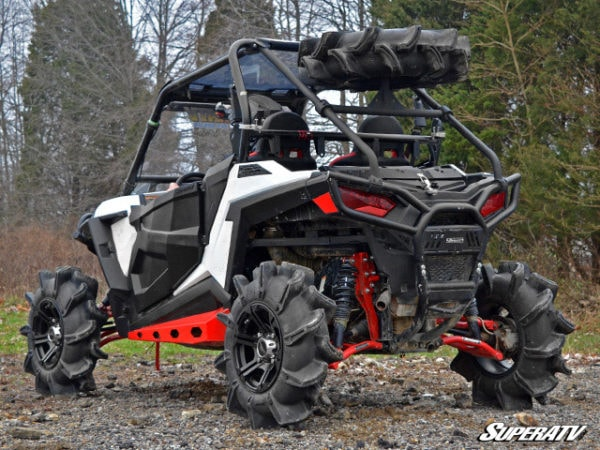 POLARIS RZR 900 SPARE TIRE CARRIER-2015+ REQUIRES REAR CAGE SUPPORT