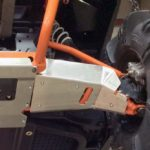 RICOCHET RANGER 900XP HIGHLIFTER EDITION A-ARM GUARDS