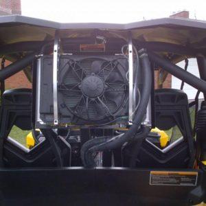 REAR RADIATOR RELOCATION KIT CAN-AM COMMANDER/MAVERICK -0