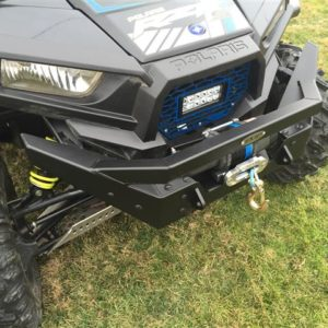 EMP NITRO FRONT BUMPER WITH WINCH MOUNT POLARIS RZR XP 1000/900 2015-0