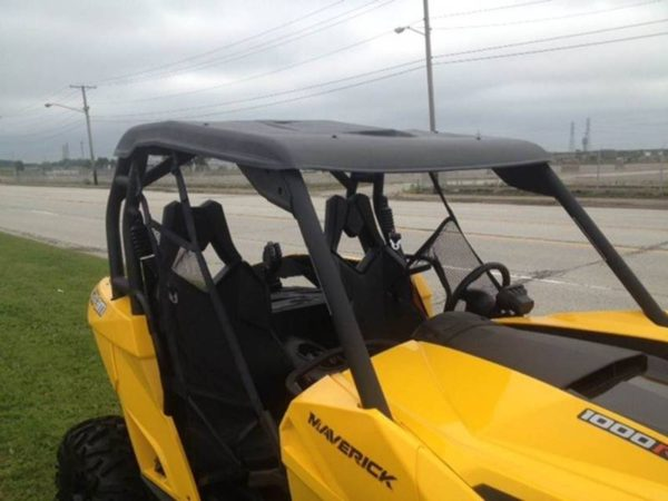 EMP HARD ROOF CAN-AM COMMANDER/MAVERICK - BLACK-14295