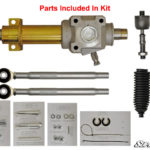 SUPER ATV RACKBOSS HEAVY-DUTY RACK AND PINION CAN-AM MAVERICK - 2013-14177