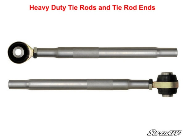 SUPER ATV RACKBOSS HEAVY-DUTY RACK AND PINION CAN-AM MAVERICK - 2013-14179