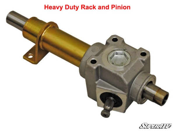 SUPER ATV RACKBOSS HEAVY-DUTY RACK AND PINION CAN-AM MAVERICK - 2013-14178