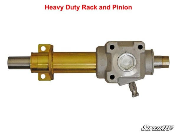 SUPER ATV RACKBOSS HEAVY-DUTY RACK AND PINION CAN-AM MAVERICK - 2013-14176