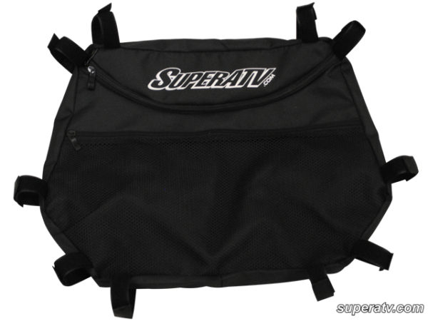 SUPER ATV OVERHEAD STORAGE BAG NYLON POLARIS RZR-14220