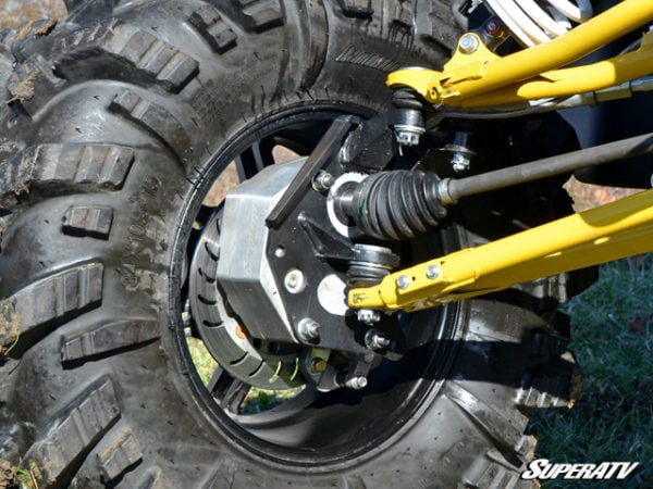 """SUPER ATV 4"""""""" PORTAL GEAR LIFT YAMAHA YXZ-0"""