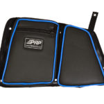 PRP SEATS STOCK REAR DOOR BAG WITH KNEE PAD DRIVER'S SIDE POLARIS RZR XP 1000/S 900 - BLACK-14276