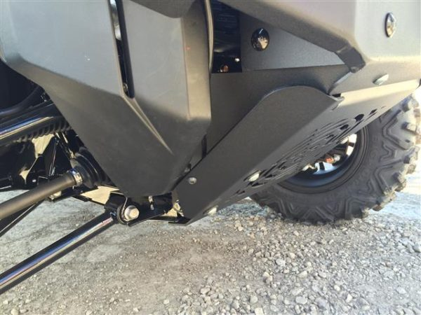 EMP FRONT BUMPER WITH WINCH MOUNT AND LED LIGHTS HONDA PIONER 1000 -14465
