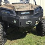 EMP FRONT BUMPER WITH WINCH MOUNT AND LED LIGHTS HONDA PIONER 1000 -14468