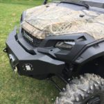 EMP FRONT BUMPER WITH WINCH MOUNT AND LED LIGHTS HONDA PIONER 1000 -14467