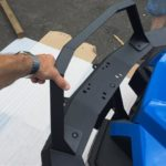 EMP FRONT BUMPER WITH WINCH MOUNT POLARIS GENERAL -14375