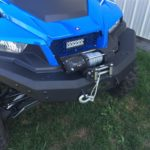 EMP FRONT BUMPER WITH WINCH MOUNT POLARIS GENERAL -14381