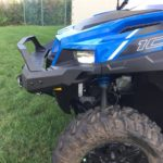 EMP FRONT BUMPER WITH WINCH MOUNT POLARIS GENERAL -14383