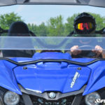 SUPER ATV FULL WINDSHIELD SCRATCH RESISTANT YAMAHA WOLVERINE-14479