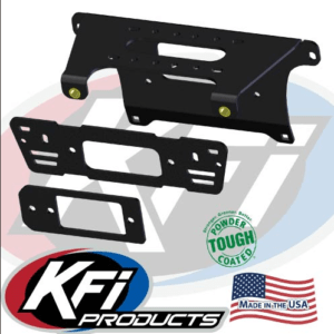 KFI WINCH MOUNT POLARIS RANGER-0