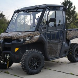 BASIC CAB DOORS/TILT WINDSHIELD/ROOF/REAR GLASS PANEL CAN-AM DEFENDER-0