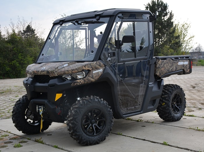 Can-Am (Bombardier ATV) Parts Showcase