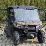 BASIC CAB DOORS/TILT WINDSHIELD/ROOF/REAR GLASS PANEL CAN-AM DEFENDER-14711