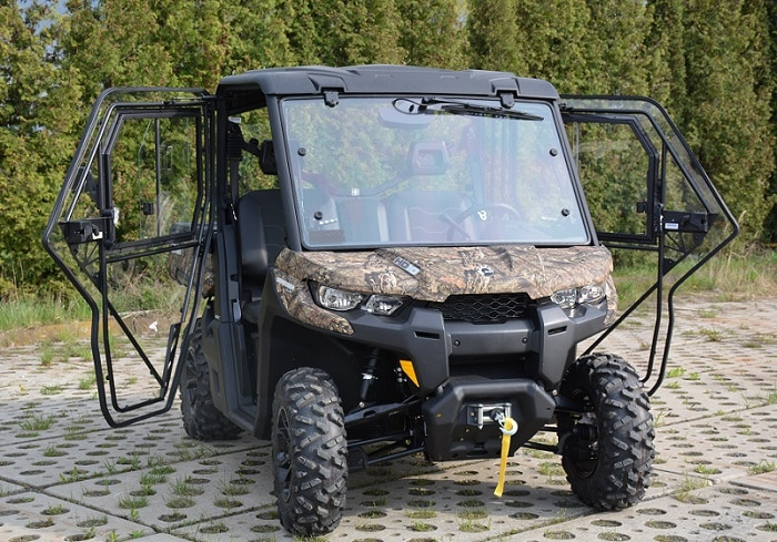 Years of aggressively experimenting with towing combinations make Can-Am RV the experts. Read more about towing on Andy Thomson's Hitch Hints blog.