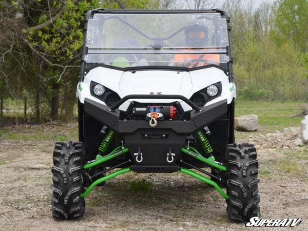 SUPER ATV FRONT BUMPER KAWASAKI TERYX 750/800/TERYX 4 -0