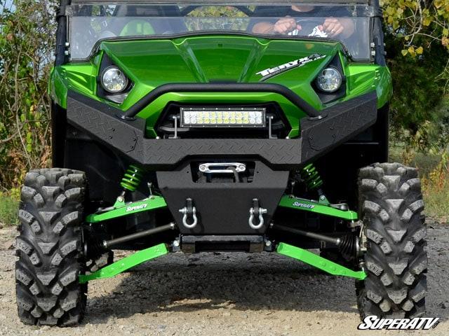 Kawasaki Teryx Winch Plate